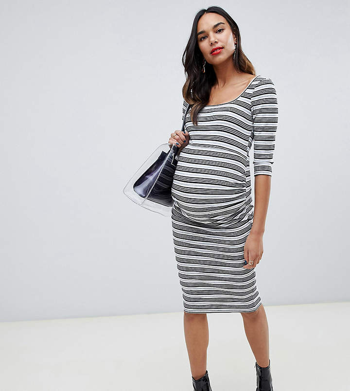 e830bd1d6ab3 Maternity Bodycon Dress - ShopStyle