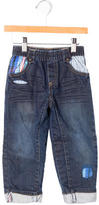 Catimini Boys' Patchwork Jeans
