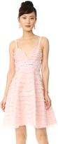 Giambattista Valli Sleeveless Flared Dress