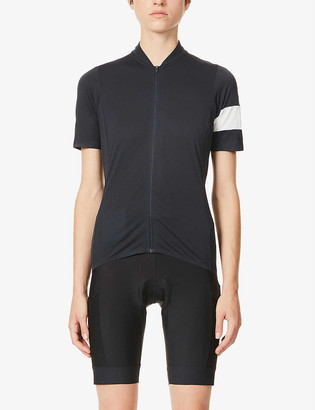 Rapha Core Cargo high-rise stretch-jersey shorts