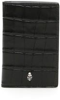 Alexander McQueen Skull Bi-fold Cardholder