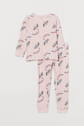 H&M Jersey pyjamas