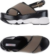 Jucca Sandals - Item 11138899