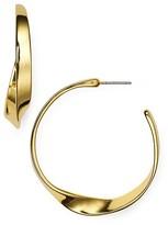 Lauren Ralph Lauren Retro Links Hoop Earrings