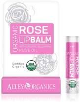 Rose Lip Balm by Alteya Organics (0.17oz Lip Balm)