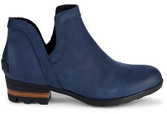 Sorel Lolla Cut-Out Booties