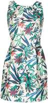 Cutie Jungle Print Dress