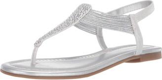 Bandolino Footwear Women's KAYTE Flat Sandal