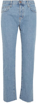 Current/Elliott The Original Straight High-rise Jeans - 28