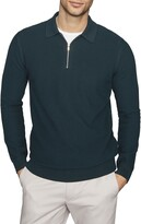 Reiss Rufus Slim Fit Polo Sweater