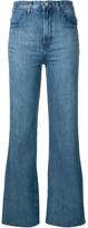 J Brand turn-up hem jeans