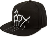 Boy London Drip Logo Snapback