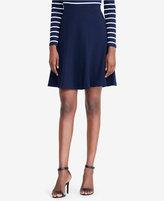 Lauren Ralph Lauren Ponte A-Line Skirt