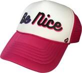 Mother Trucker & Co. Be Nice Trucker Hat