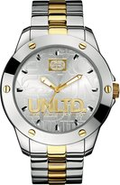 Ecko Unlimited Men's E12531G1 The Wire Dial Logo Rhino Graphic Watch