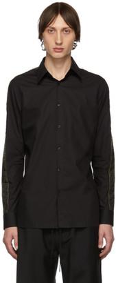 Fendi Black Forever Detail Shirt