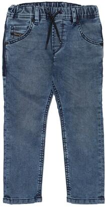Diesel Denim Effect Pants