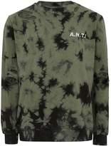 Antioch Khaki Tie Dye Sweatshirt*