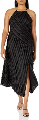 Rebecca Taylor Women's Sleeveless Long Lash Dress