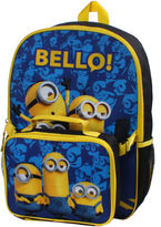 Accessories Despicable Me Minion Backpack and Lunch Box