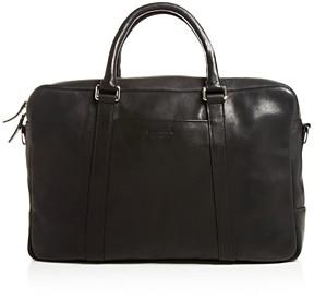 Shinola Slim Leather Briefcase