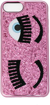 Chiara Ferragni Flirting glitter iPhone 6, 6s and 7 case