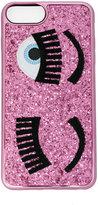 Chiara Ferragni Flirting glitter iPhone 6 Plus case