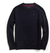 Tommy Hilfiger Solid Crewneck Sweater