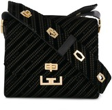 Givenchy Eden chain pattern messenger bag