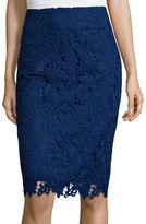 Liz Claiborne Lace Skirt - Tall