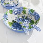 Sur La Table Hydrangea Serving Bowl