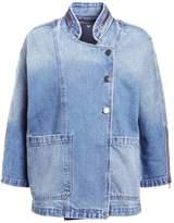 Current/Elliott THE CROSBY Denim jacket blue denim