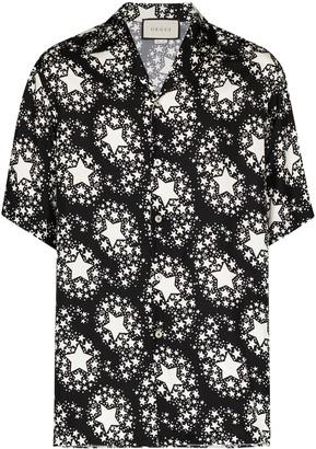 Gucci Star Print Shirt