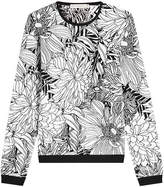 Mary Katrantzou Printed Jacquard Pullover