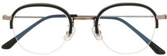Gentle Monster Mig D01 optical glasses