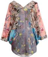 Vivienne Westwood Musa batwing-sleeve blouse