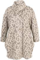Chesca Animal Jacquard Coat