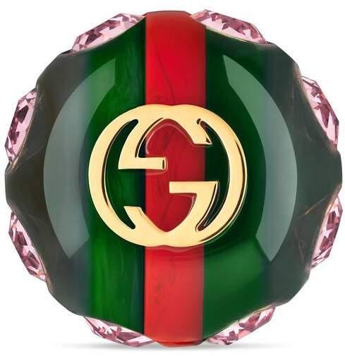 Gucci Vintage Web brooch