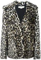 Stella McCartney 'Dan' coat - women - Cotton/Modacrylic/Polyester/Viscose - 42