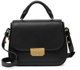 Marc Jacobs Rider Mini Top Handle Leather Crossbody Bag