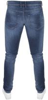 Diesel Tepphar 084GR Jeans Blue