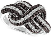 LeVian Le Vian Red Carpet® Diamond Ring (1-1/4 ct. t.w.) in 14k White Gold