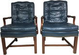 One Kings Lane Vintage Chippendale Chairs by Hickory, Pair