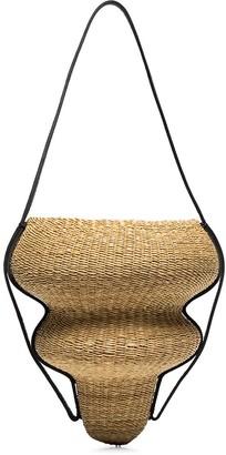 Inès Bressand Large Wave bucket bag
