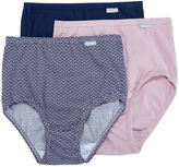 Jockey Elance 3-pk. Cotton Briefs - 1484