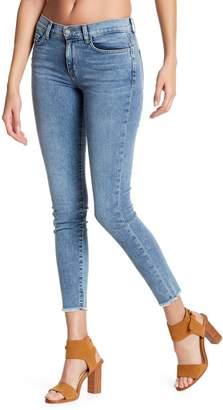 Siwy Denim Lauren Skinny Leg Undone Hem Jeans