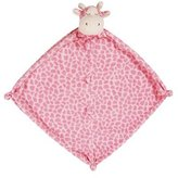 Angel Dear Pink Giraffe Mini Baby Blankie