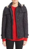 Burberry Women's Finsbridge Short Quilted Jacket