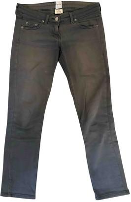 Sass & Bide Grey Cotton Jeans