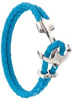 Nialaya Jewelry braided anchor bracelet